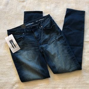 """NWT—CK women's jeans. Size 10, 32"""" length."""